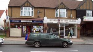 Bovingdon Newsagents and Bovingdon Cleaners