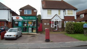 Post office and dentist