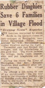 Thanks to Don Crofts - report from Evening News back in June 1946