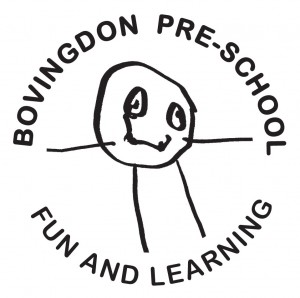Bov pre-school logo